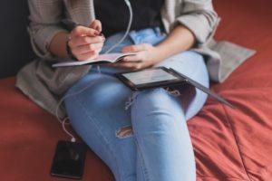 teenager access help online