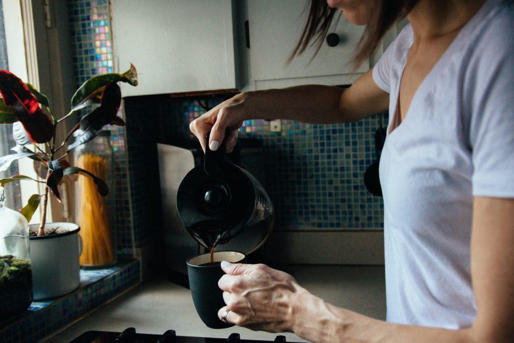 make coffee